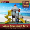 En1176 Kids Play Toy Fantastic Outdoor Plastic Playground (X12194-7)