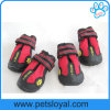 Breathable Pet Mesh Shoes for Waterproof Dog Boots Reflective Velcro