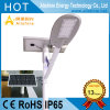 20W Garden Lamp LED Solar Street Light with 3 Years Warranty