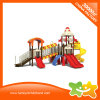 Commercial Plastic Children Outdoor Playground Equipment for Kindergarten