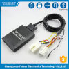 Apps2car with USB Car Audio MP3 CD Player Adapter for VW Audi 8p, MP3 Converter for Car CD Player with Original CD Changer