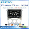 Wince System Car Radio for Lavida High with Canbus