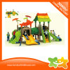 Animals Decoration Mini Amusement Park Slide for Children