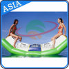Single Inflatable Seesaw Water Toys/Inflatable Water Totters Seasaw From China Factory
