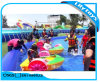 Outdoor Land Ground Frame Swimming Pool for Water Park