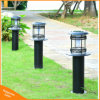 Iron LED Solar Garden Light Outdoor Landcape Pole Lawn Lamp