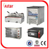 One Stop Cheap Baking Equipment Food Machines Price Supplier Bakery Pizza Oven Manufacturer
