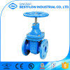 Material Ggg50 Ductile Iron Flanged Gate Valve