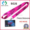 Professional Customized Logo Polyester Neck Lanyard