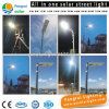 50W LED Lamp with Li Battery Solar Street Light