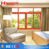 Commercial Aluminium Window with Double Glazing for Construction