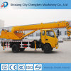 Truck Mounted Crane Small Knuckle Truck Crane