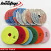 50#-3000# Dry Polishing Pads for Granite Concrete Marble