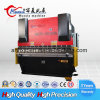 Competitive Price Nc Wf67k 125t/6000 Hydraulic Press Brake with A62 Controller for Bending Carbon Steel