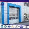 New Design Sectional Overhead Transparent Door