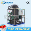 Large Capacity 10 Tons Tube Ice Maker with PLC Control System