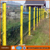 Green Color Galvanized Welded Wire Mesh Fence Panels
