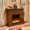 Modern Hotel Furniture Electric Fireplace (342)