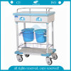 AG-Mt032 ABS Trolley Hospital Cleaning Equipment