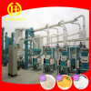 Commercial Maize Milling Machine for Super White Maize Flour Meal in Africa