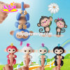 New Hottest Interactive Electronic Baby Fingerlings Pet Monkey for Sale W01A302