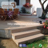 Eco Friendly Plastic Composite Wood Decking for Backyard Decking Project