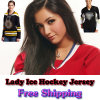 Lady Ice Hockey Sports Jerseys