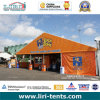 High Quality Ceremony Orange Event Tent with Customized Logo
