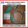 Kubota 688q Cable