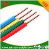 VDE H07V2-R PVC Single-Core Heat-Resistant Stranded Cable