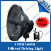 9 Inch 100W Halogen off Road Driving Light, Super Bright Car Driving Headlight