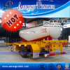 3 Axle Bulk Cement Transport Semi Trailer for Sale