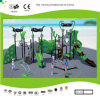 Kaiqi Medium Sized Colourful Children′s Outdoor Playground Set (KQ30031A)