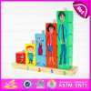 2015 Cheap Toy Building Block for Kids, Wooden Educational Building Block Toy, Best Seller Wooden Toy Block for Children W13D066