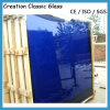 Dark Blue Float Glass for Window Glass