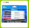 4pk Whiteboard Marker Pen, Stationery, Dry Erase Markers