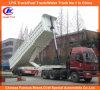 Heavy Duty 3 Axle Tipper Trailer 30cbm Rear Tipper Semi Trailer