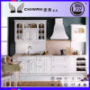 New Design White PVC Kitchen Cabinet (FY231)