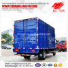 Factory Selling Light Duty Insulated Dry Cargo Van Truck