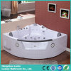 Twin Corner Whirlpool Tub with TV (TLP-632)