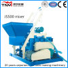 Twin Shaft Concrete Mixer with Pump (JS500)