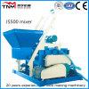 Twin Shaft Concrete Mixer with Pump (JS500)