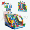 2014 New Inflatable Slide with Climbing (CH-IS3001)