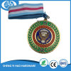 Customized Logo Military Metal Award Medal