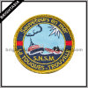 High Quality China Wholesale Factory Embroidery Patch (BYH-10754)