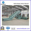 Semi-Auto Hydraulic Waste Paper Baler with CE Hsa4-7