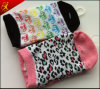 Cotton New Style Plain Baby Socks Wear