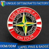 Metal Enamel Army Military Police Badge Car Logo Lapel Pin