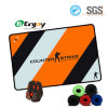 Hot Selling Gaming Mouse Pad with Overlock Edge