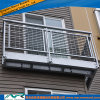 ASTM DIN Steel Guardrails Steel Rails Security Fences